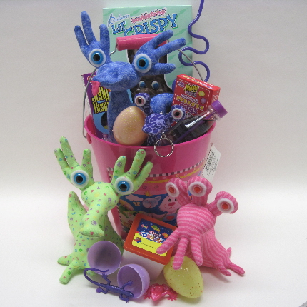 Girls Easter Basket